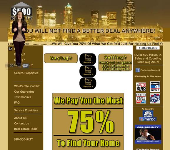 Websites For Rental Properties: Seattle Real Estate Web Design